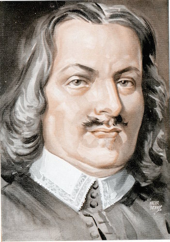 John bunyan illustration.