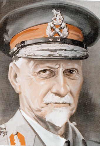 Jan christian smuts illustration.