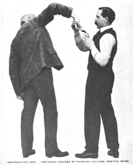 Taking Revolver from your opponent illustration.