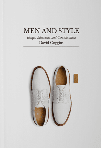 men and style book cover david coggins