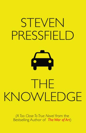 the knowledge book cover steven pressfield