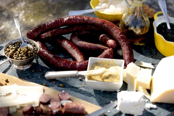 homemade italian venison sausage