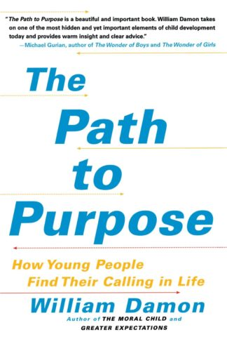 path to purpose book cover william damon