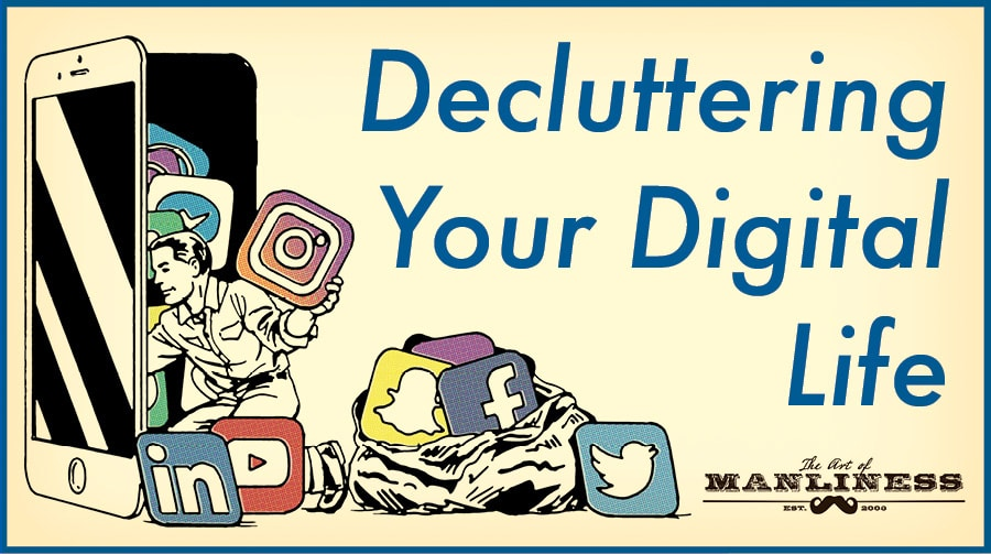 decluttering your digital life cleaning apps out of closet