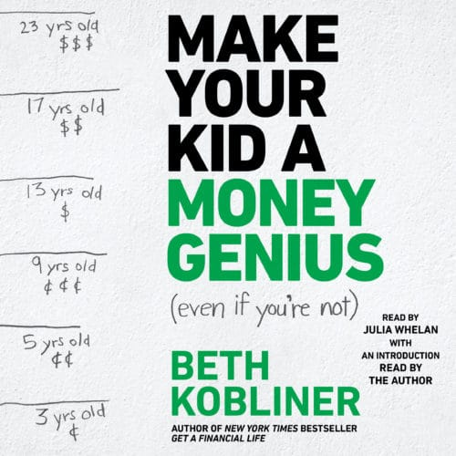 make your kid a money genius book cover beth kobliner