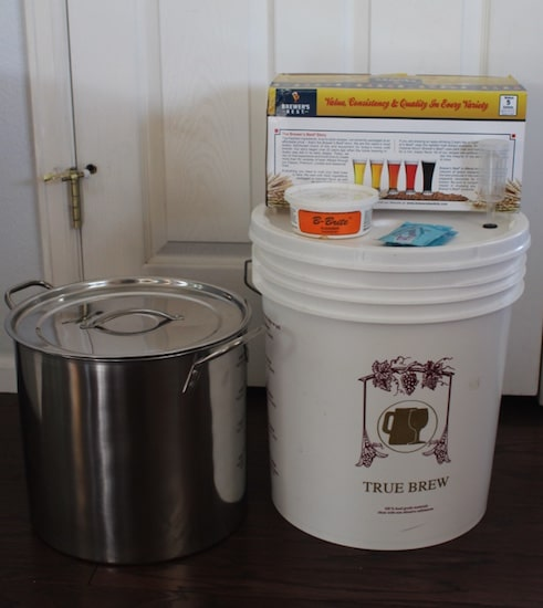 homebrew beer making supplies