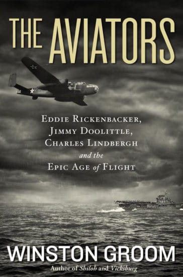 the aviators book cover winston groom