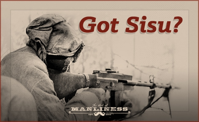 Got Sisu? Finnish Grit Against Russia in the Winter War | Art of Manliness