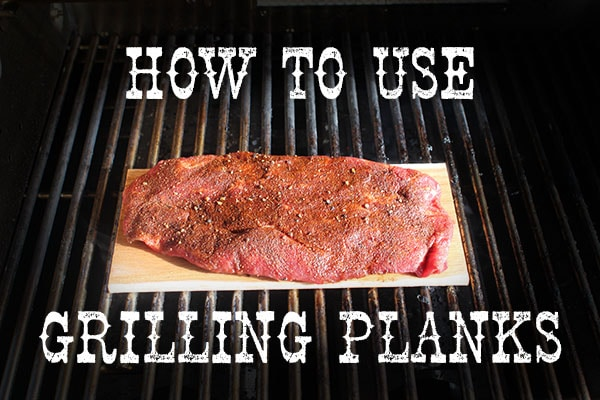 How to Use Wood Planks for Grilling | Art of Manliness