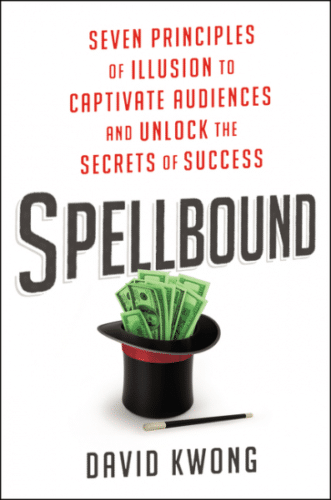 spellbound book cover david kwong