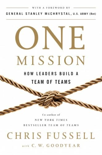 one mission book cover chris fussell