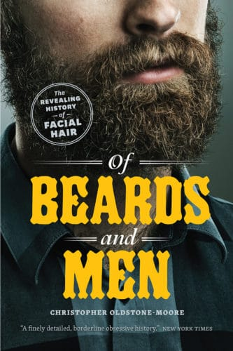 of beards and men book cover christopher oldstone moore