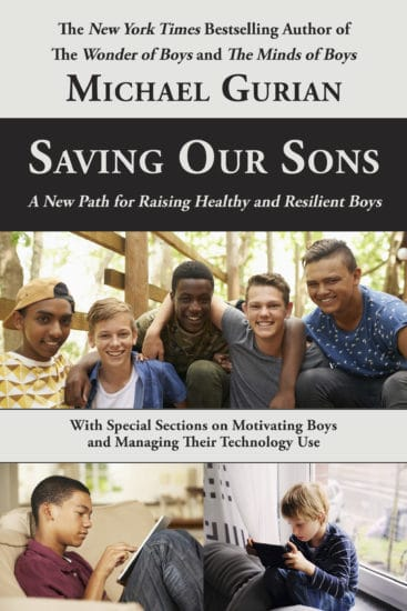 saving our sons book cover by michael gurian