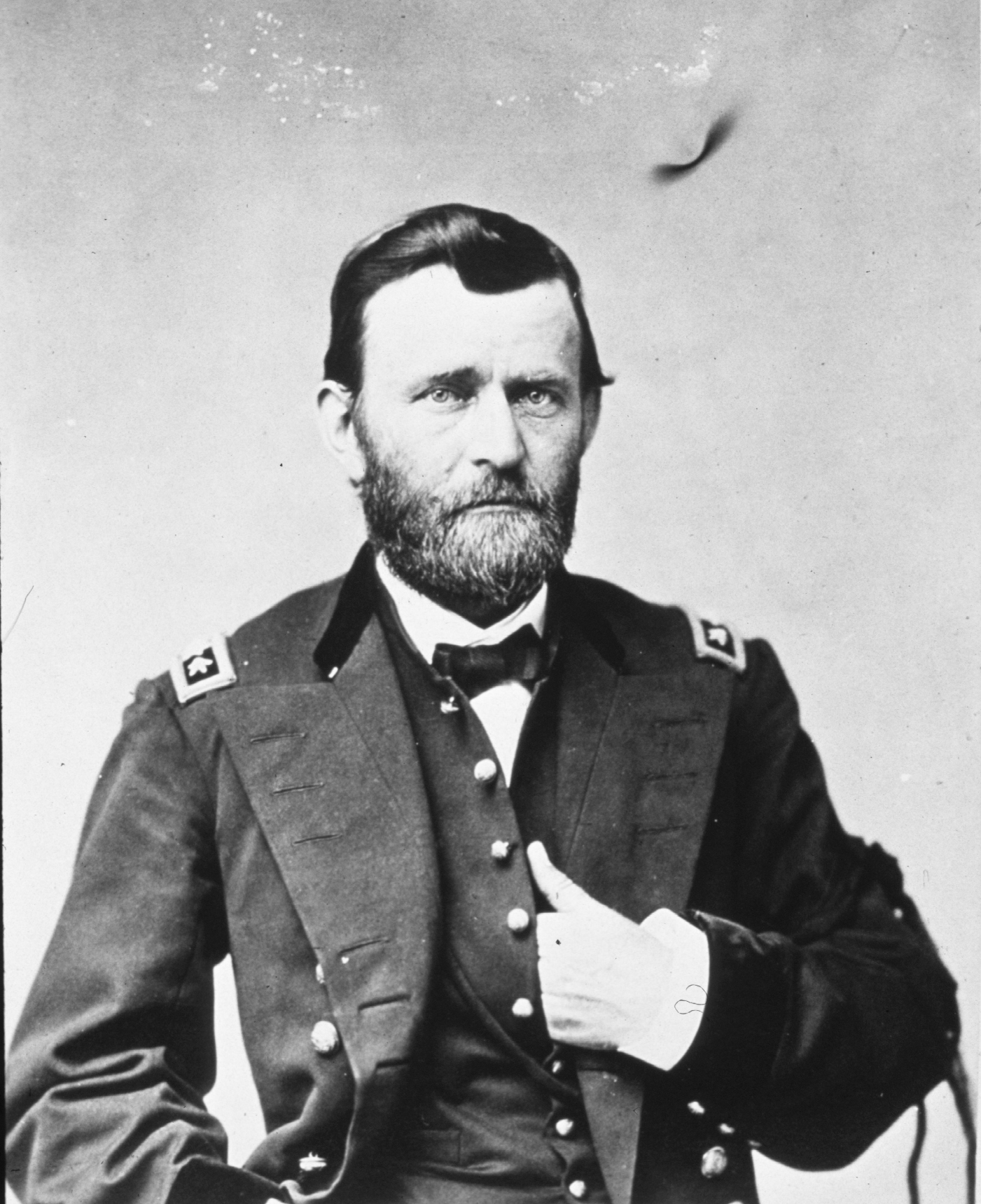General ulysses s grant portrait.