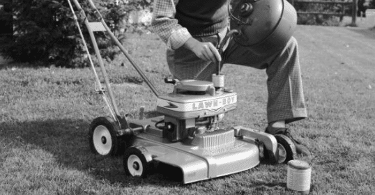 How to Care For and Maintain Your Lawn Mower | The Art of Manliness