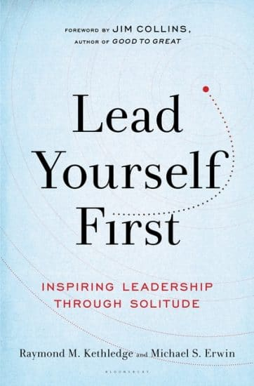 lead yourself first book cover michael erwin raymond kethledge