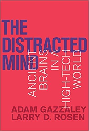 the distracted mind book cover adam gazzaley