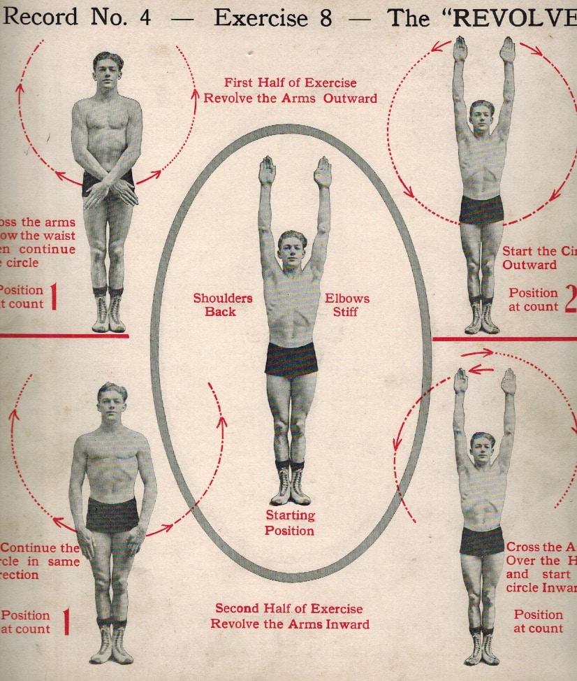 The Famous Daily Dozen Exercises