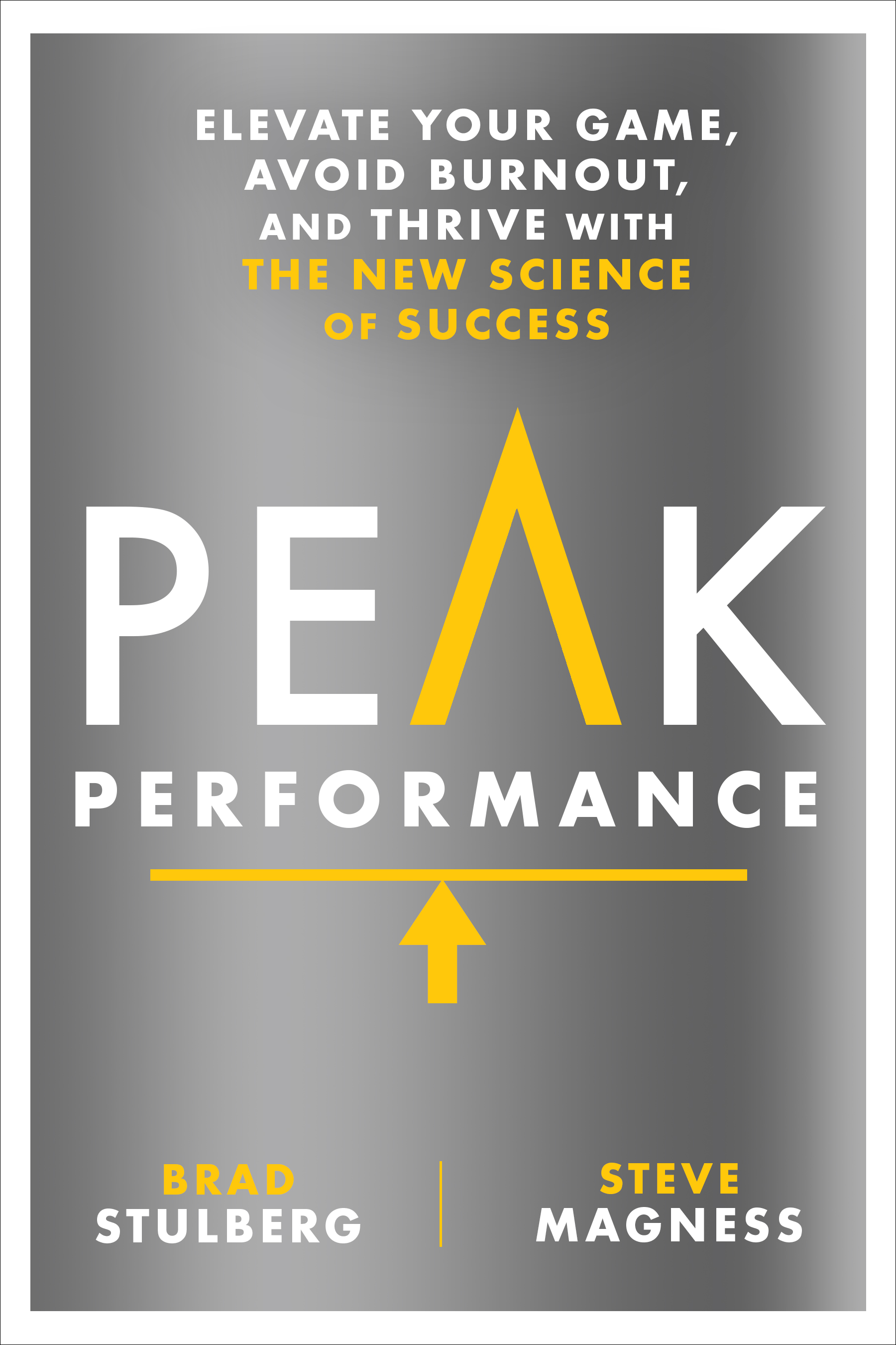 peak performance book cover brad stulberg steve magness