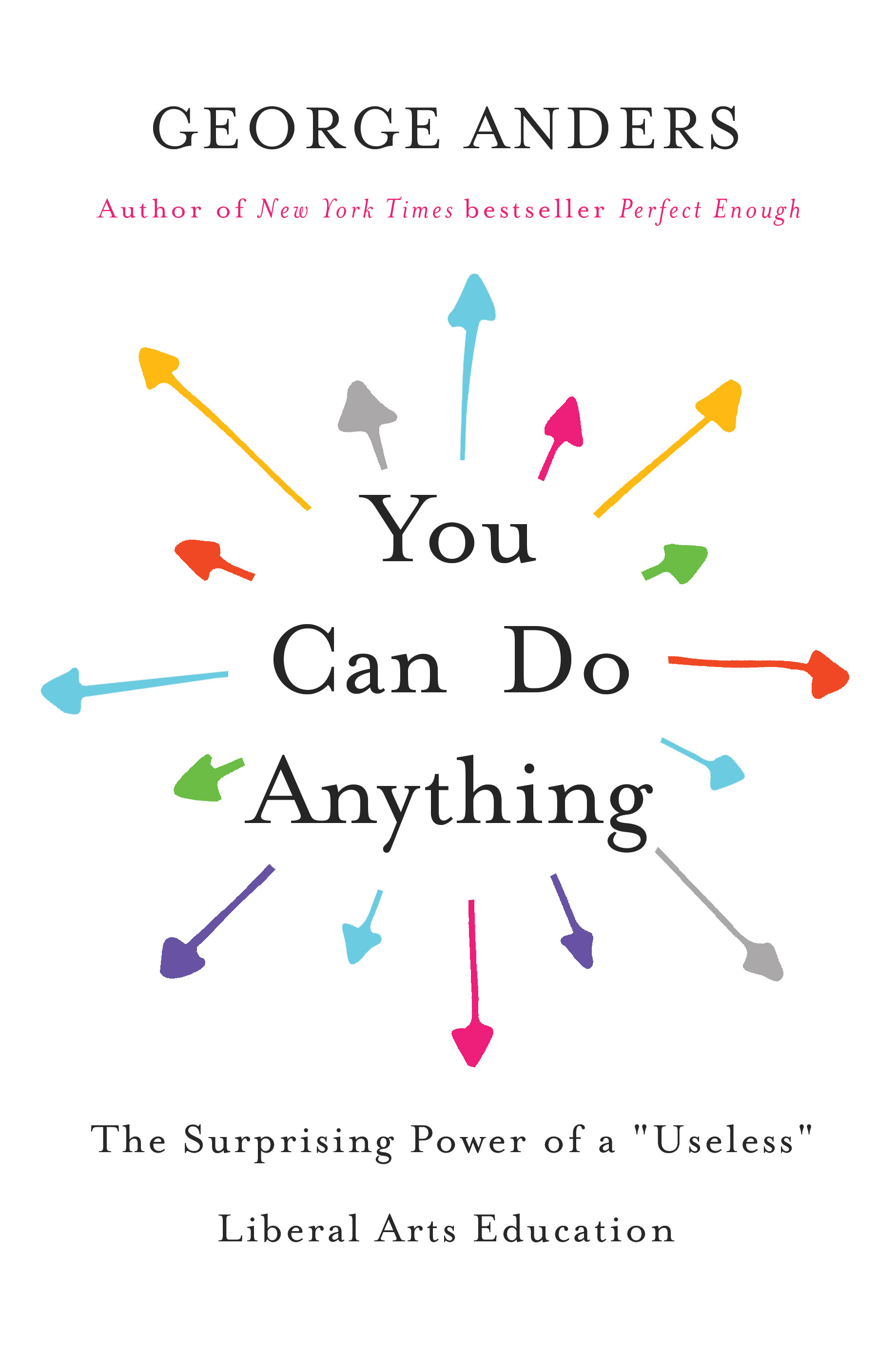 you can do anything book cover george anders