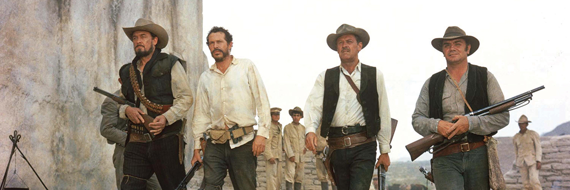 wild bunch western movie