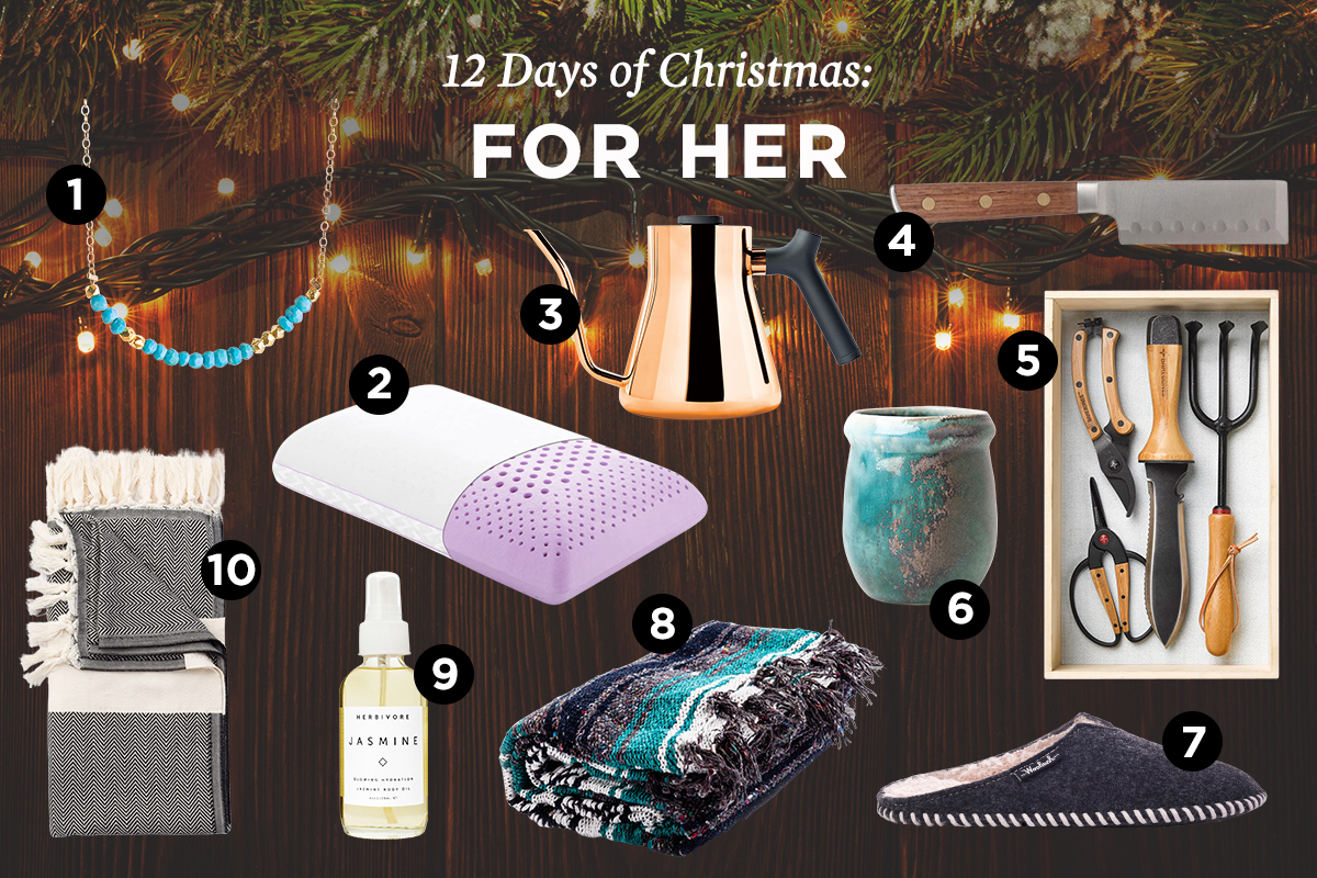 best gifts for women 2017 welcome to aoms 12 days of christmas - How Many Gifts In 12 Days Of Christmas