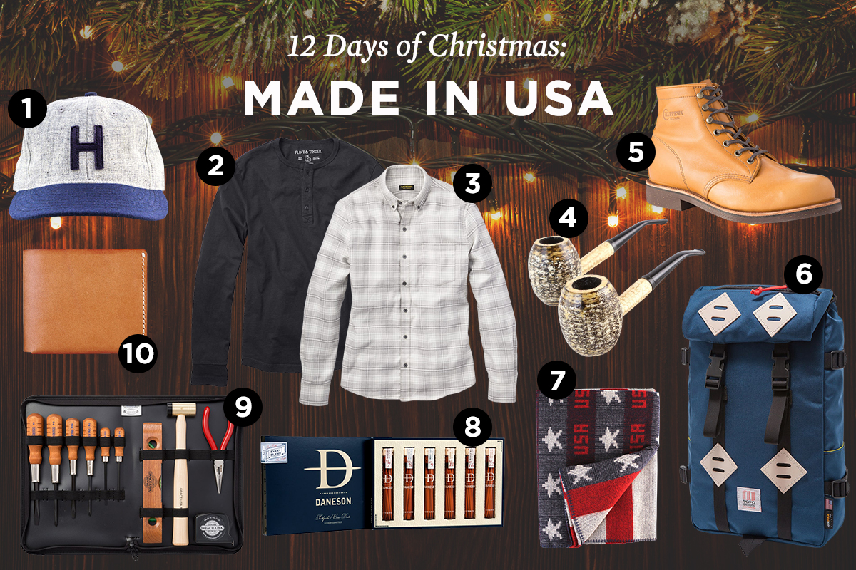 gifts for men made in the usa