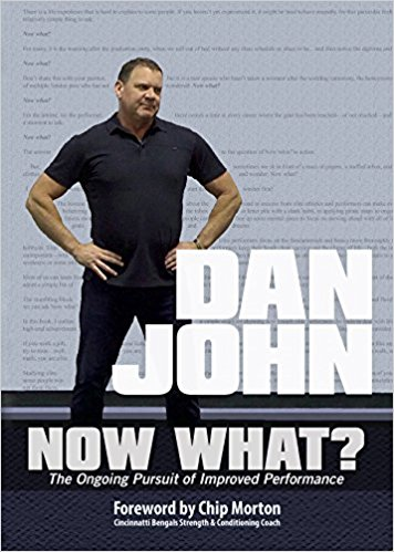 dan john now what book cover