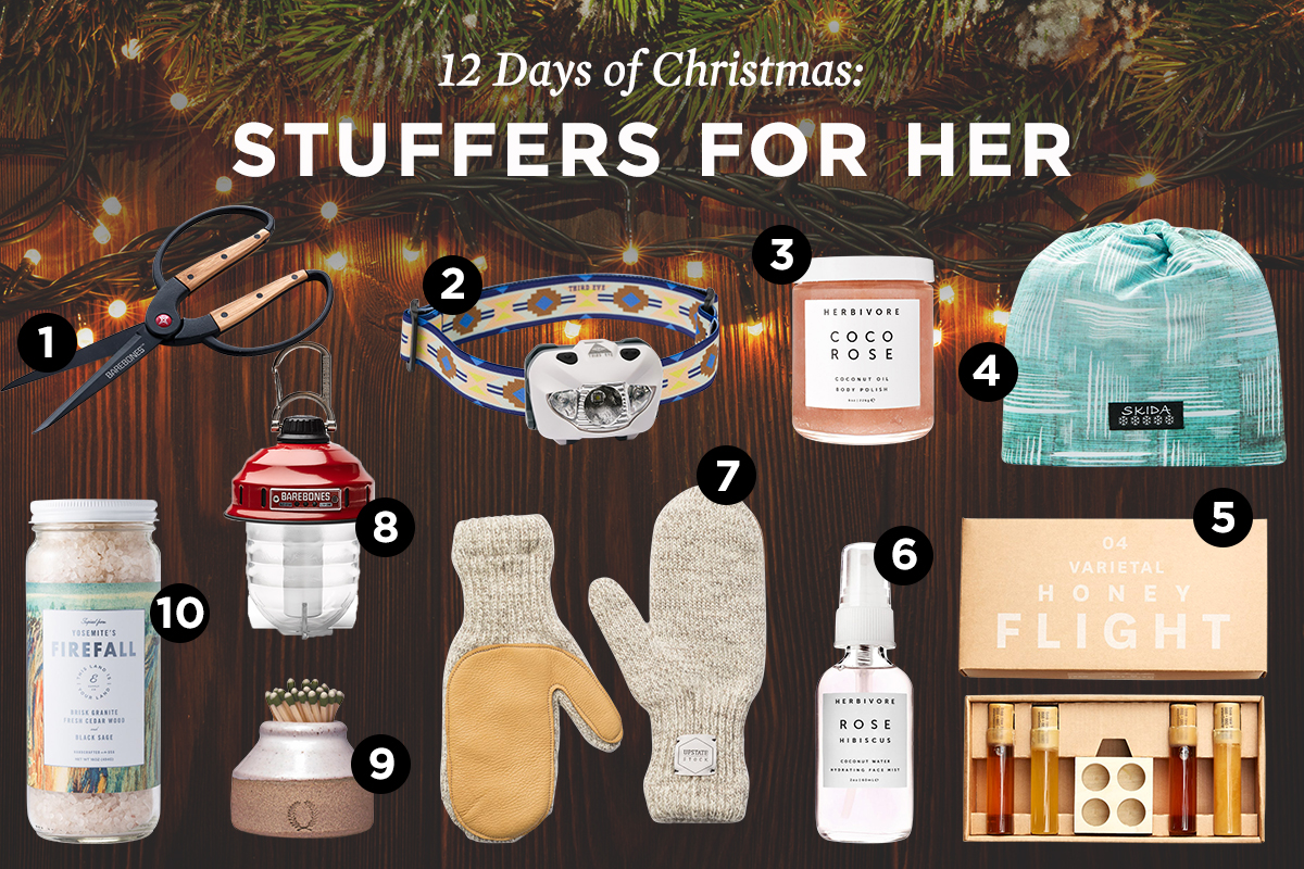 best stocking stuffers for women