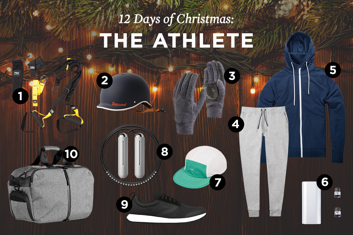 best gifts for athletic men who like to work out
