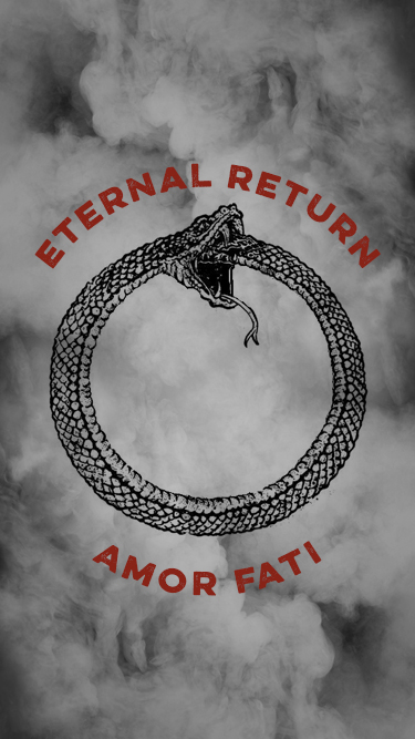 Eternal return logo.