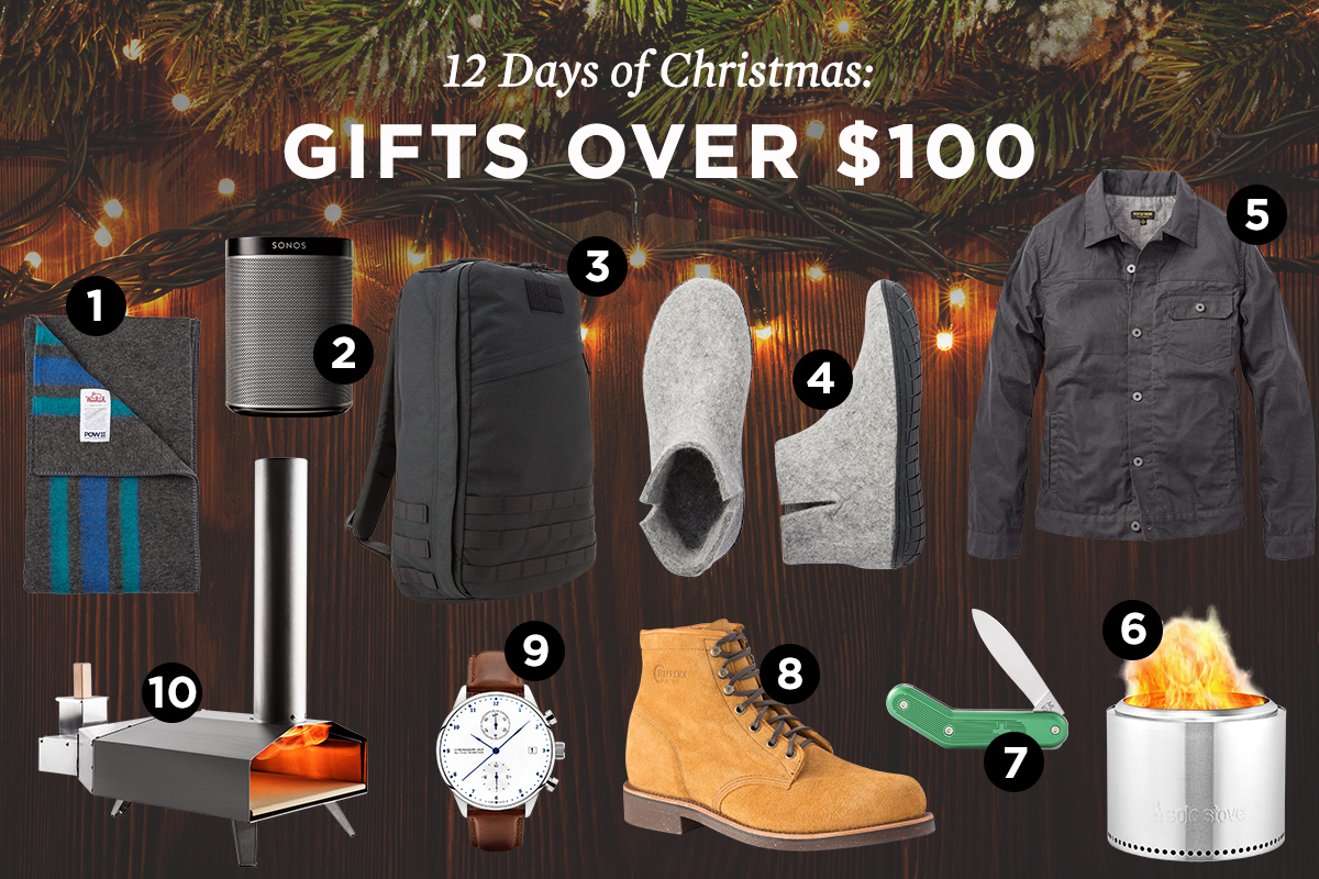 best gifts for men over $100
