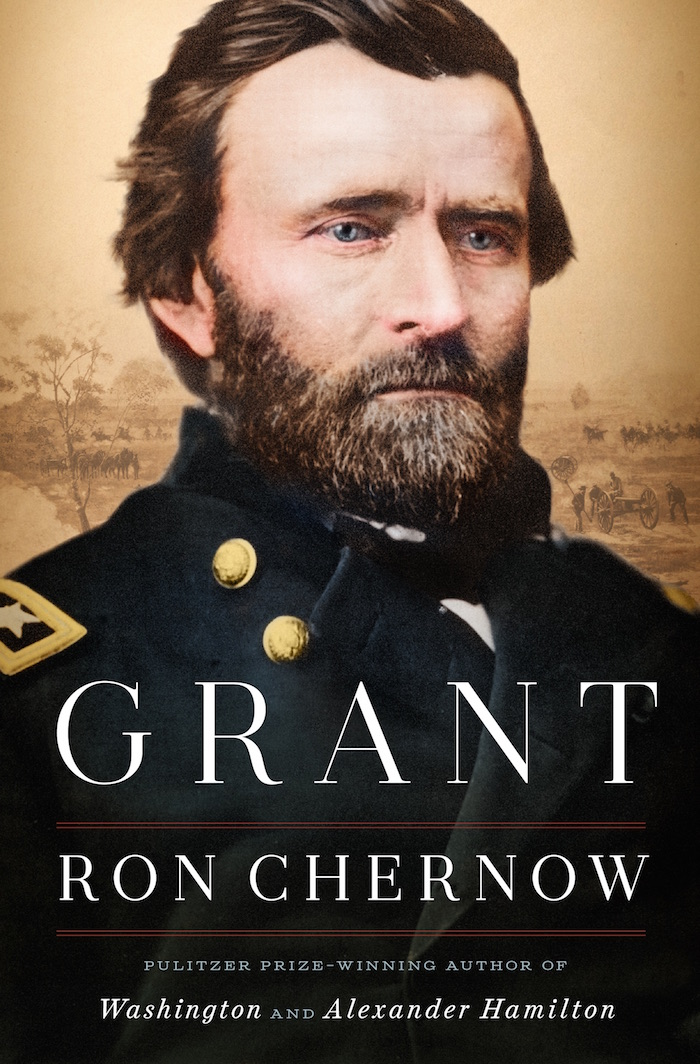 grant book cover ron chernow
