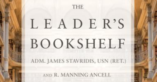 The Best Leadership Books | The Art of Manliness