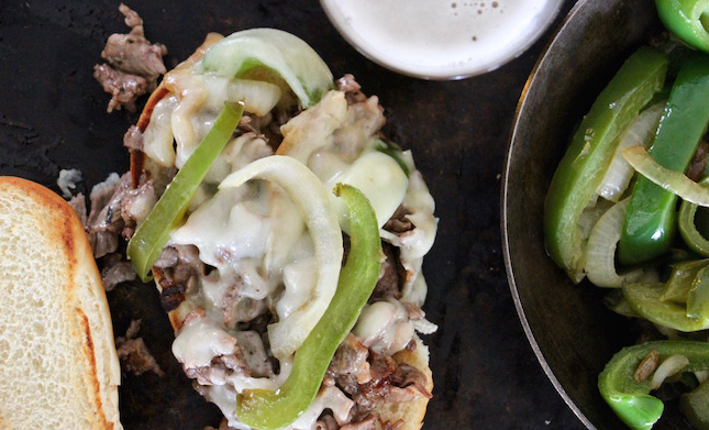 Philly Cheesesteak Recipe | The Art of Manliness