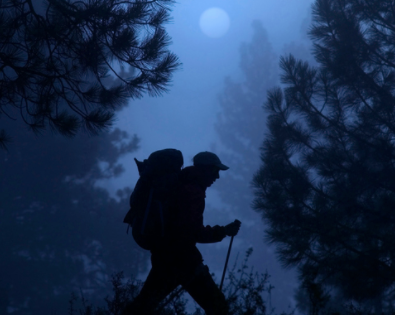 The Magic of Walking at Night | The Art of Manliness