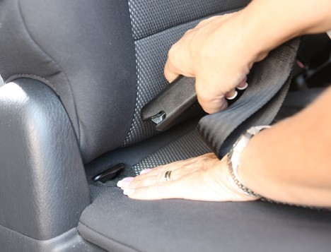 Some Newer Car Seats Use More Of A Clip Than Hook Type Latch These Are Even Easier To Install And Tighten Which Is Often The Hardest Part