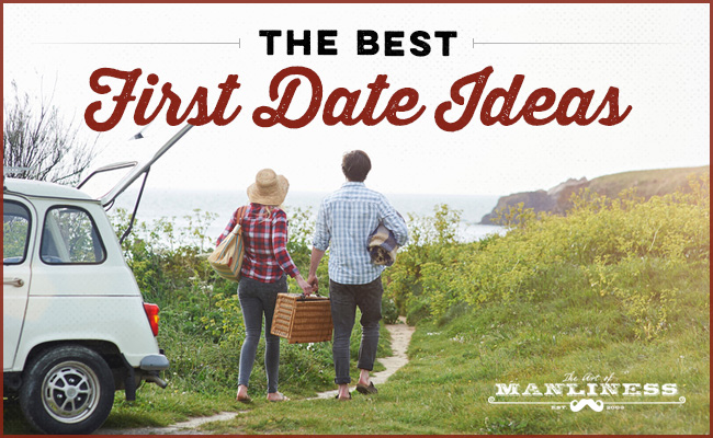 Online dating first date dinner places