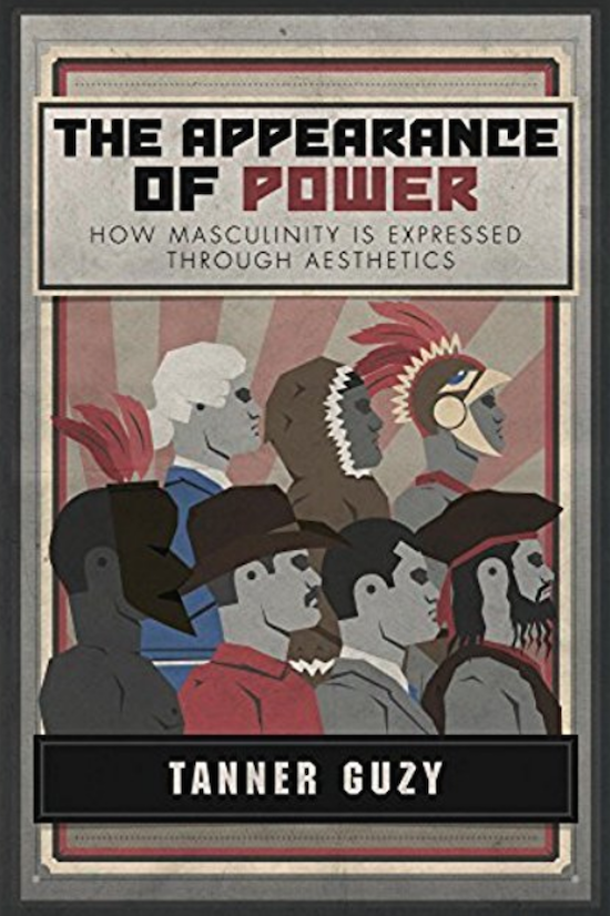 the appearance of power book cover by tanner guzy