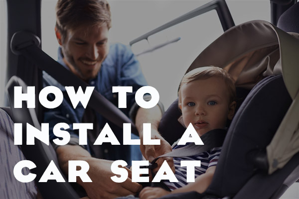How to Install a Car Seat | The Art of Manliness