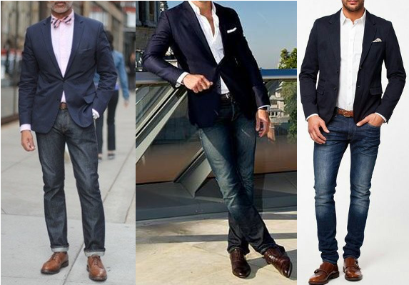 a41e3cc9fe How to Wear a Navy Blazer