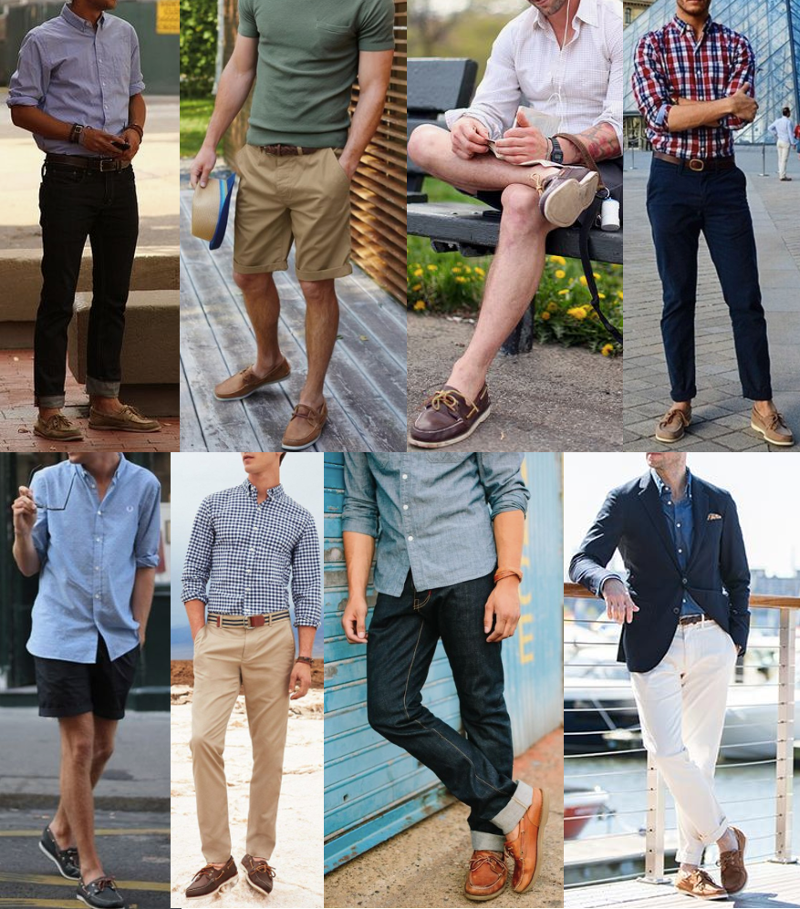 714f9c7e767f Boat shoes can be a clutch part of your casual summertime wardrobe