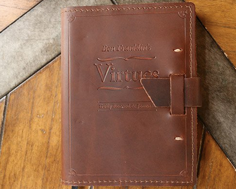 Ben Franklin Virtue Journals Are Back in Stock | The Art ... - photo#32