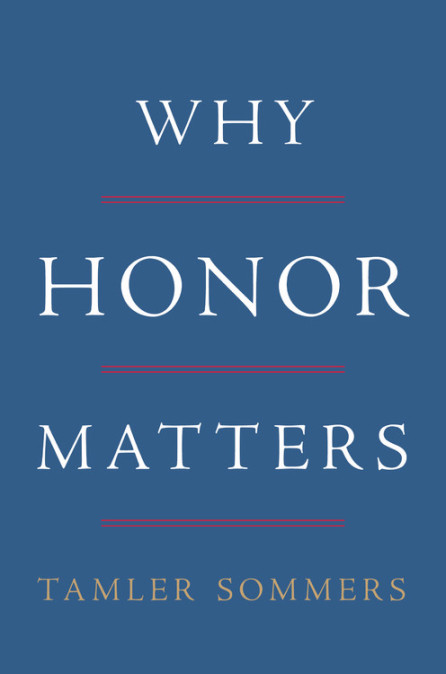 Why Honer Matters poster.