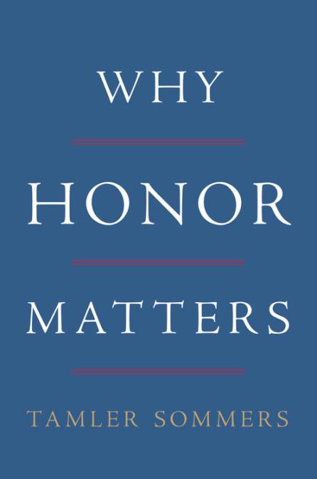 Why Honer Matters poster.