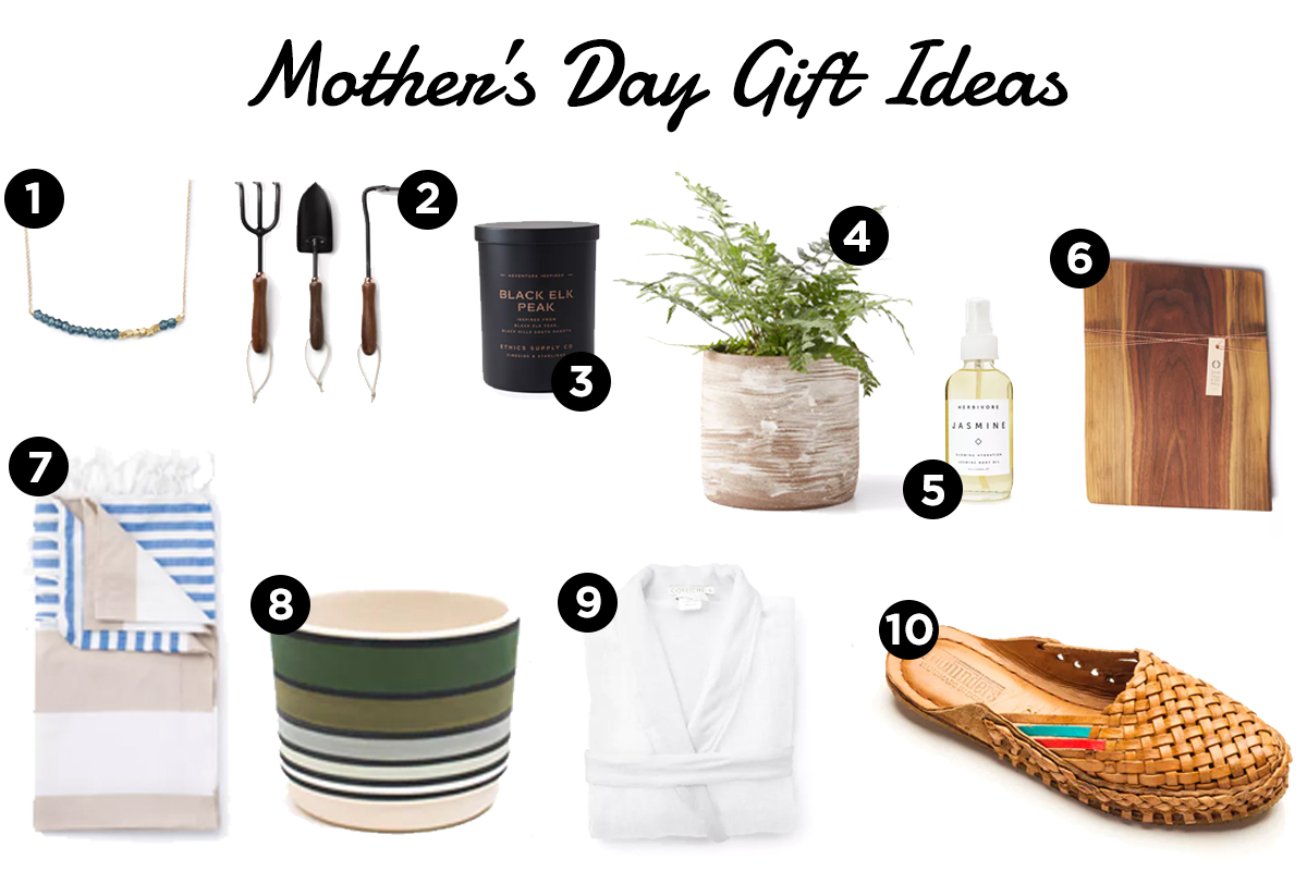 Top 10 Mother S Day Gift Ideas 2018 The Art Of Manliness