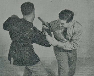 Unarmed Self-Defense From WWII | The Art of Manliness