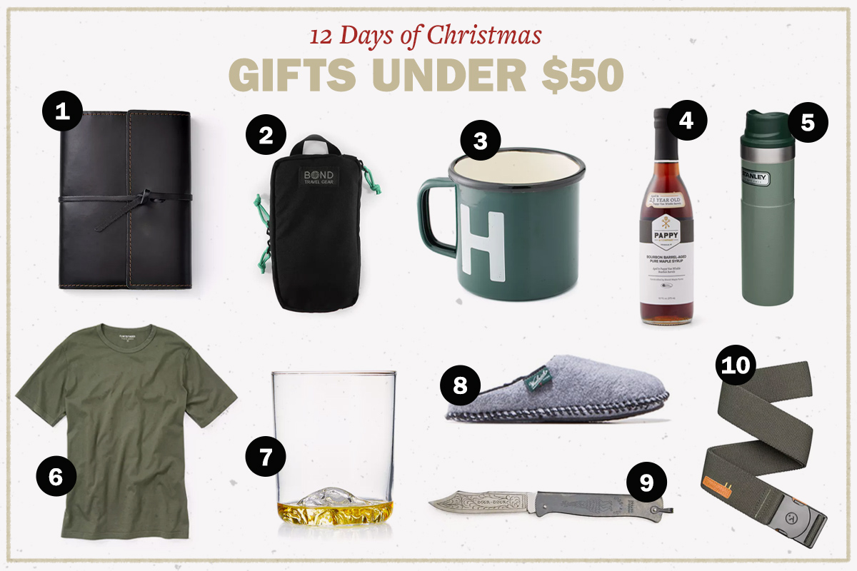 7c2e8e7c9264 The 12 Days of Christmas Giveaways  Gifts Under  50