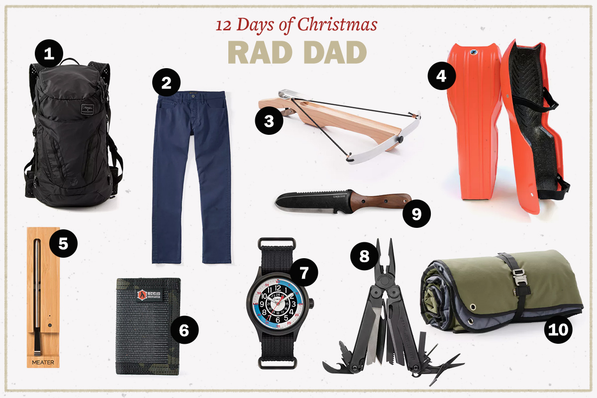 The 12 Days of Christmas Giveaways: Gifts for the Rad Dad | The Art ...
