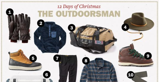 6e3cfe358e The 12 Days of Christmas Giveaways  Gifts for the Outdoorsman